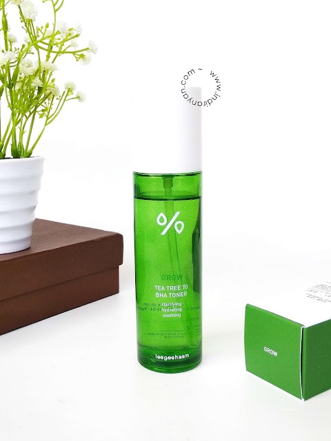 [REVIEW] Lee Gee Haam - Tea Tree 70 BHA Toner*