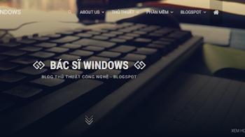 Tạo intro tuyệt đẹp cho Blogspot chỉ từ CSS và HTML