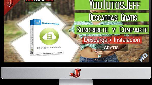 4K Video Downloader v4.1 FULL ESPAÑOL | 2016