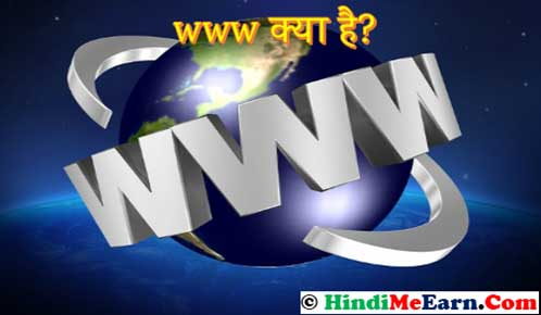 WWW Full Form in Hindi