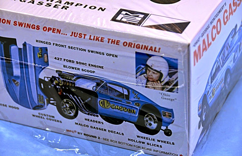 Scale Model News: PONY CAR REVIVAL - 1:25 SCALE FORD MUSTANG