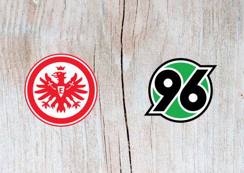 Eintracht Frankfurt vs Hannover - Highlights 30 September 2018