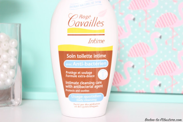 Soin Toilette Intime avec Anti-Bactérien - ROGE CAVAILLES