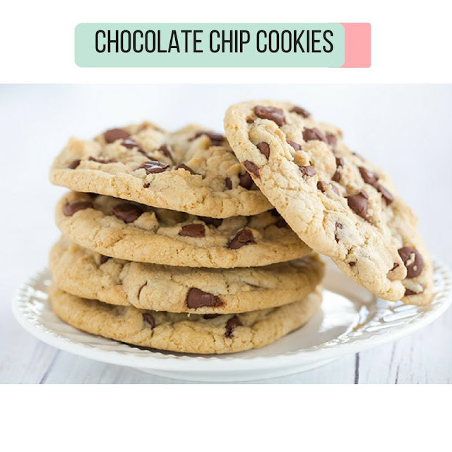 Learn baking - Chocolate Chip Cookies