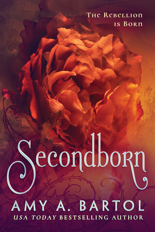 secondborn amy a bartol