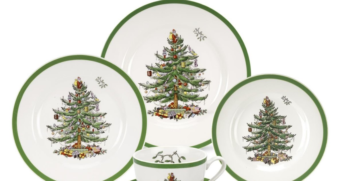 Best-Rated Christmas Holiday Dinnerware Sets On Sale - Reviews  2016 cover image