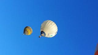 temporealechannel sulle mongolfiere