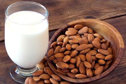 WAH! Rutin Minum Susu Almond bisa Berpengaruh Pada Kecantikan lho..