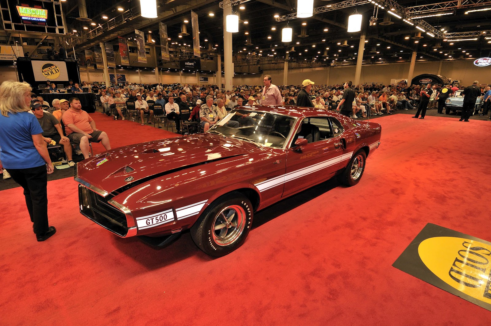 stephen cox 39 s blog live mecum classic car auction from. Black Bedroom Furniture Sets. Home Design Ideas