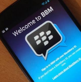 Langlah-Langkah Memulai BBM Android Bagi Pemula