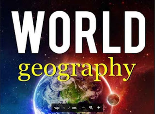 DOWNLOAD WORLD GEOGRAPHY BOOK PDF