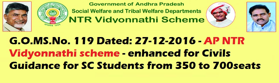 ap-ntr-vidyonnathi-scheme-seats-enhanced-for-civil-guidance-for-sc-students