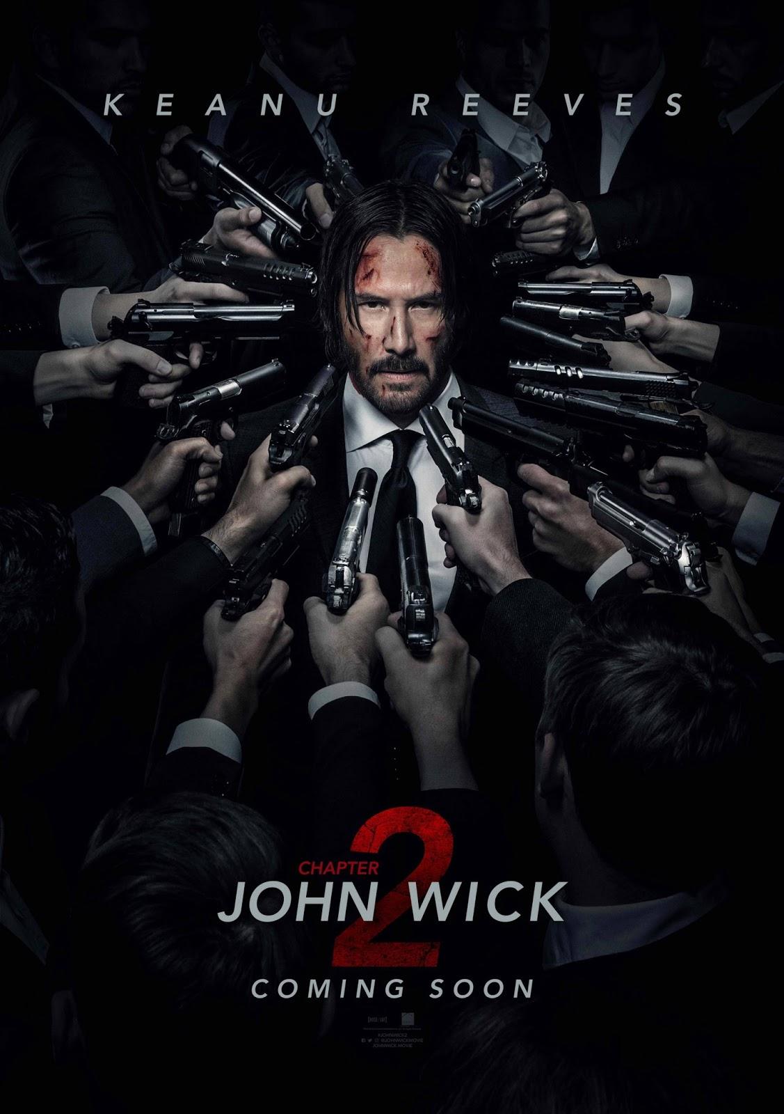 ตัวอย่างหนังใหม่ -John Wick: Chapter Two (แรงกว่านรก 2) ซับไทย poster 2