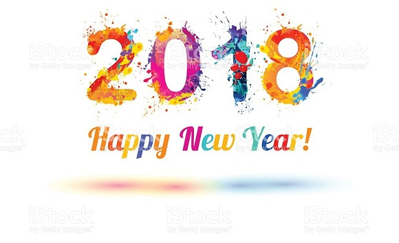 Резултат слика за happy new year 2018 gifs
