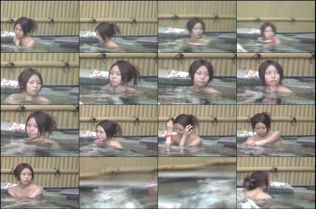 Aqua な露天風呂 Vol.570