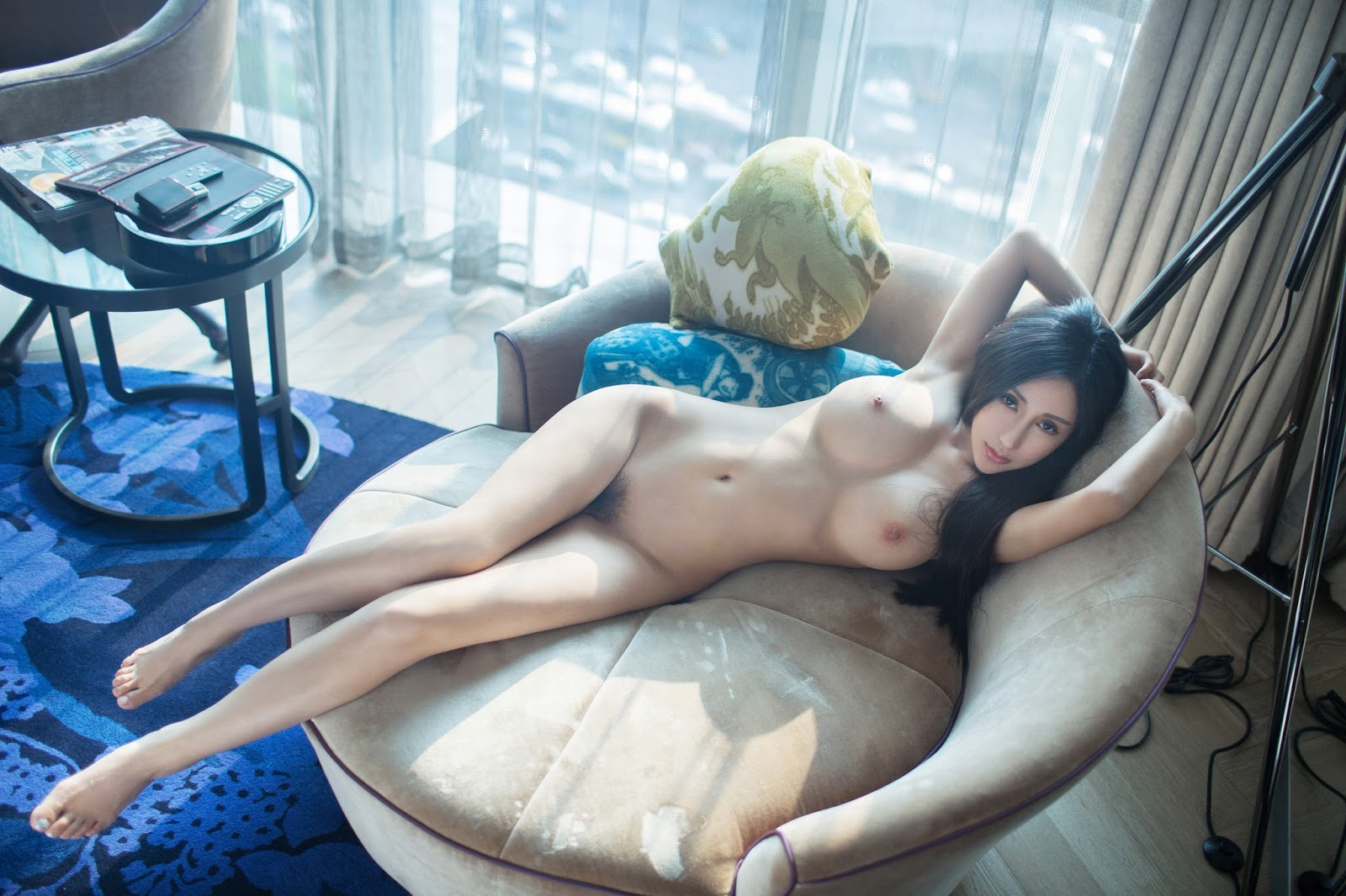 Asian Daily Nude 111