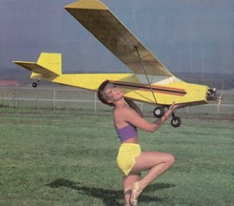 RC Flying Models: RC Modeler's Yardstick - The Humongous