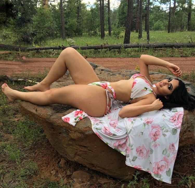 Mexican model Jailyne Ojeda