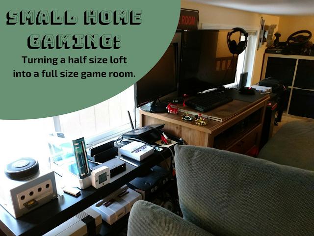 Small Home Gaming on mobile home loft, design loft, california loft, cozy loft, prefab loft, rv loft, small loft, diy loft, micro house with loft, off-grid homes with loft,