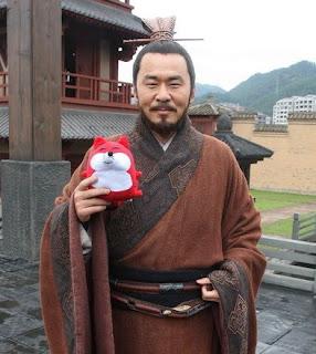 tokoh Cao Cao dalam kisah 3 kerajaan