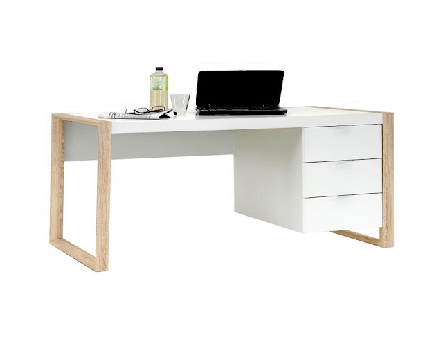 best buy white washed oak office furniture for sale