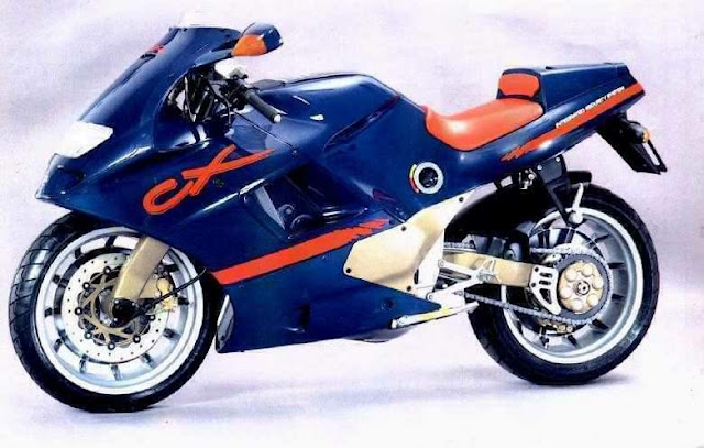 Gilera CX125 Motorcycle