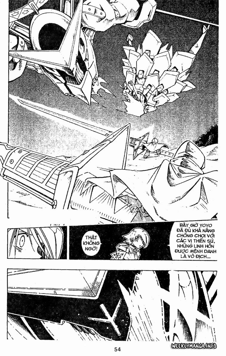 Shaman King [Vua pháp thuật] chap 212 trang 4