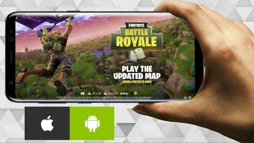 game mirip pubg android Fortnite Mobile