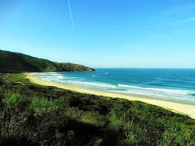 Lagoinha do Leste: em Florianópolis: a praia mais bela da Ilha