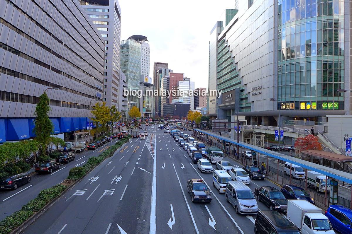 Namba Station Osaka