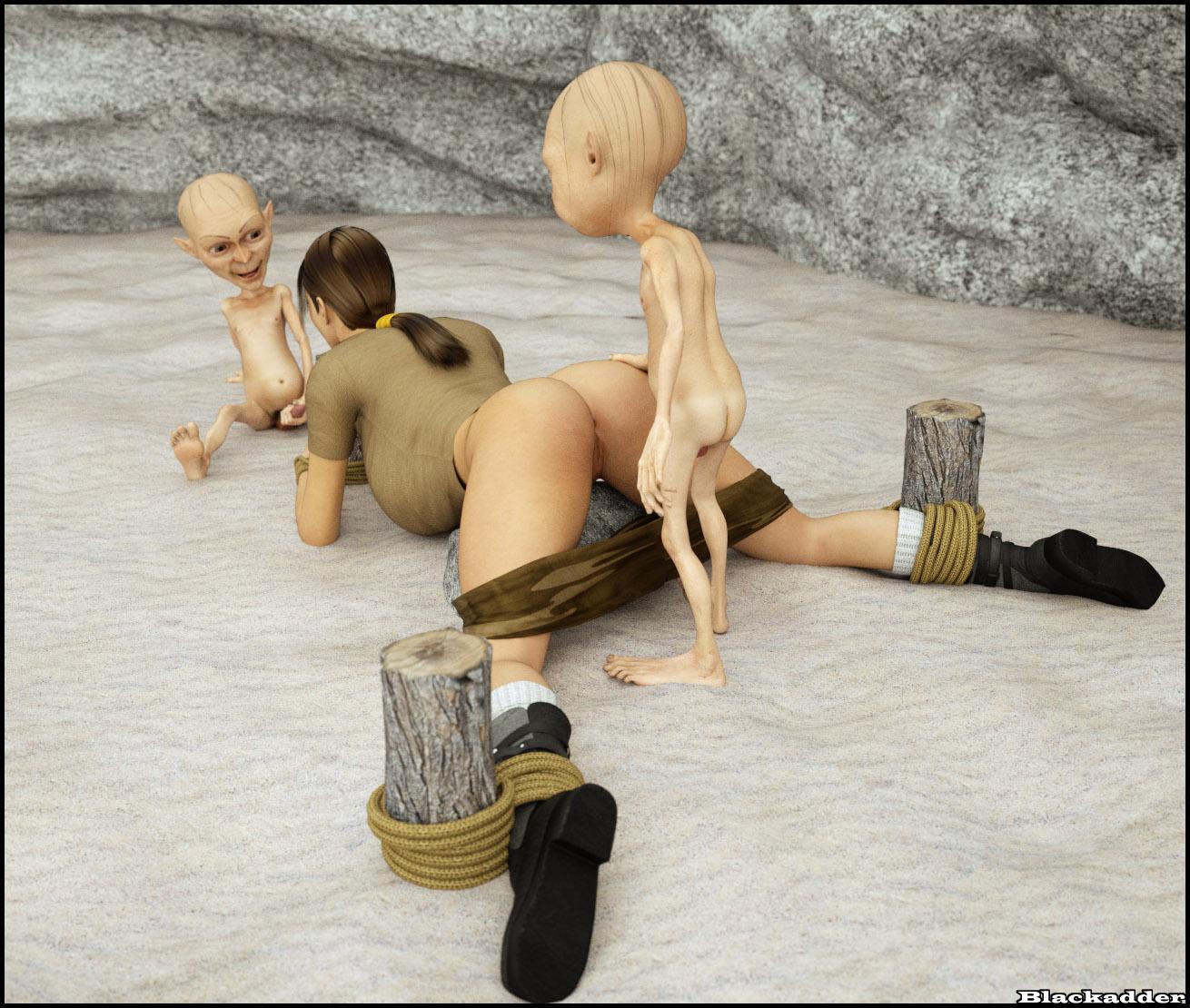 lara croft 3d porn