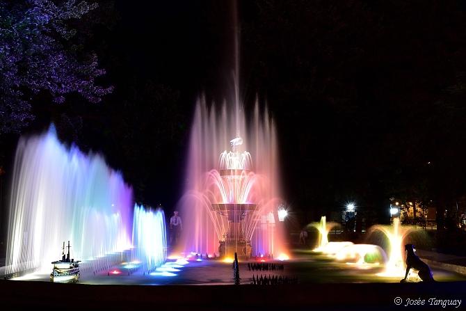 fontaine-eau-soir