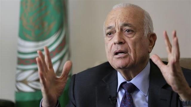 Arab League chief slams Israel as bastion of 'fascism, discrimination'