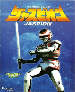 O Fantástico Jaspion – Dublado