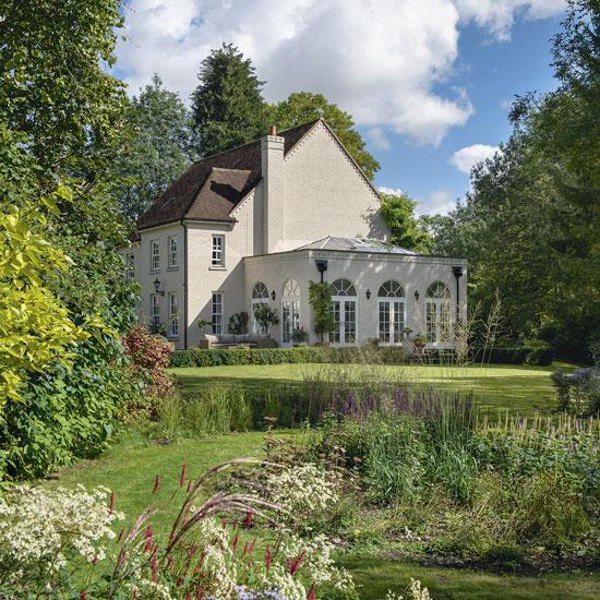 Lismary 39 s cottage una casa di campagna nell 39 hampshire for Planimetrie di piccoli cottage