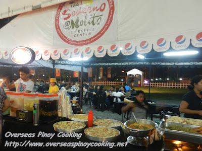 Street Food Ihaw Ihaw, Soderno at Molito
