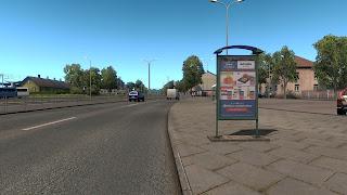 ets 2 real advertisements v1.3 screenshots, lithuanian 2
