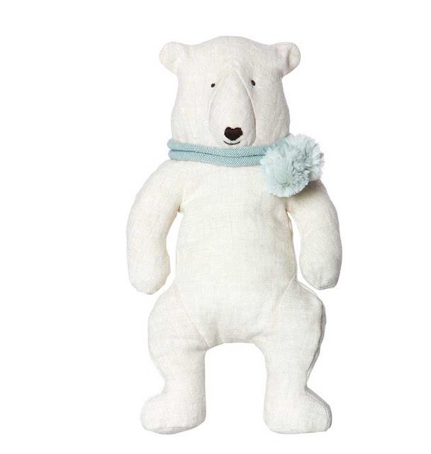 Maileg ijsbeerknuffel