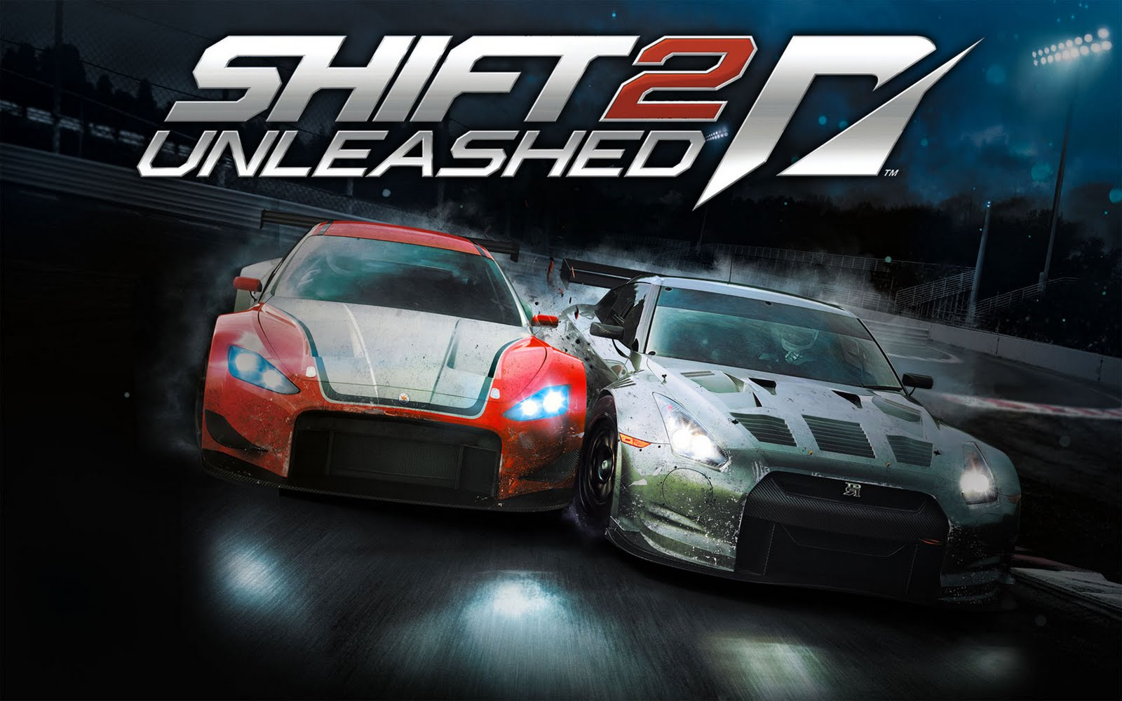 Need For Speed Shift 2 Unleashed (PC). iso Free Sharing ...