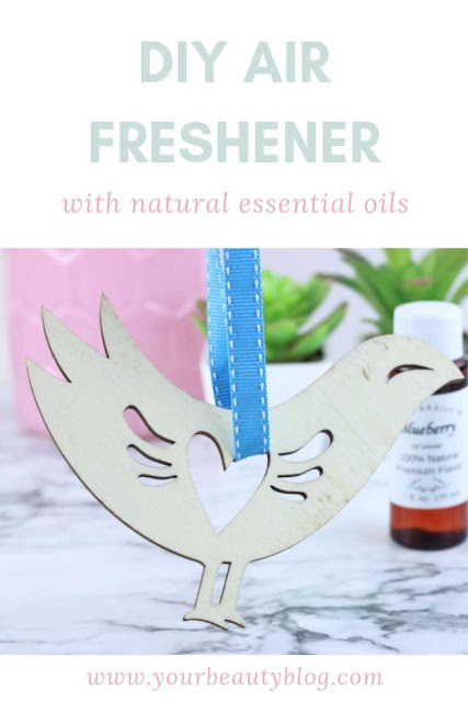 This diy air freshener is so easy to make!  Make a natural air freshener with essential oils and natural fragrance oils.  This air freshener ideas can be made in just a few minutes.  Make an essential oil air freshener diy for your home or car.  This lemon air freshener diy uses natural essential oils.  Make a home made air freshener to scent your home naturally.  Learn how to make your own air freshener that is easy to make.  #diy #airfreshener #natural #essentialoils #lemon #natural