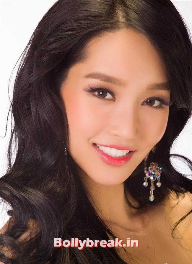Miss Korea, Miss Universe 2013 Contestant Pics