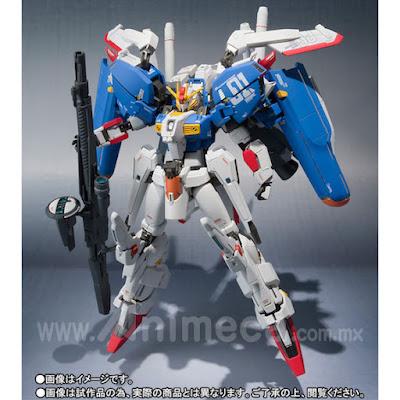 Figura Ex-s Gundam Task Force α Ka signature ROBOT SPIRITS SIDE MS Gundam Sentinel