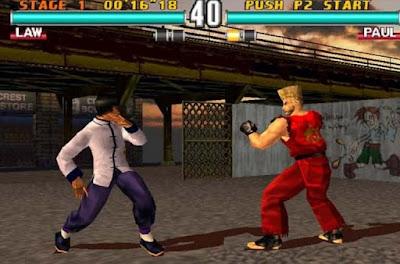 Tekken 3 Full Version Free Game for PC