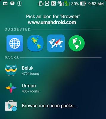 sebuah launcher merupakan salah satu aplikasi yang paling kaya dicari oleh pengguna sma Evie Launcher Android Tampilan Minimalis, Ringan dan Keren