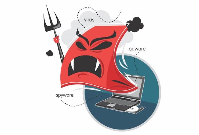 Perbedaan Adware, Spyware dan Anti-virus