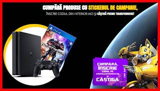 regulamentul concursului jucarii Transformers Hasbro
