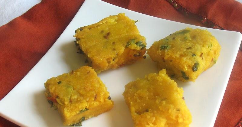 Food Recipes Kothimbir Vadi