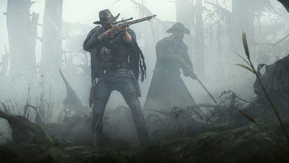 """""""Hunt: Showdown"""" Game bắn súng kinh dị sinh tồn 2018"""