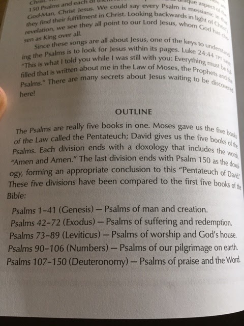 A YEAR OF JUBILEE REVIEWS: The Psalms Poetry on Fire ~The