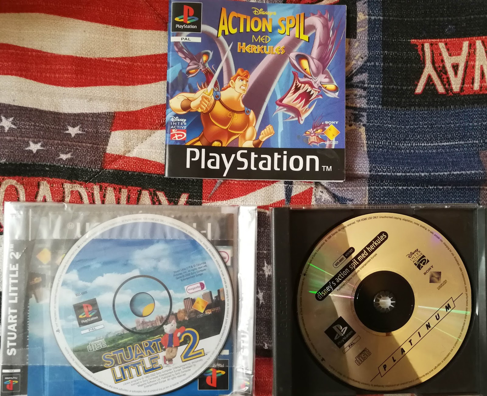 A Treasure Trove of PlayStation 1 Games from Denmark - Video
